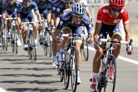 El italiano Bennati logra al fin su triunfo de etapa y Contador sigue líder