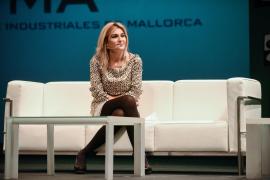 Sandra Golpe revela en Mallorca que sufrió una agresión sexual