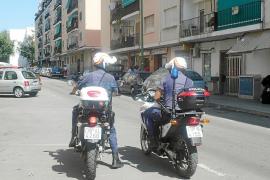 Condenado un narco por romper el casco a puñetazos a un policía en Son Gotleu