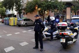 Un hombre atropella a su expareja y a una amiga en Palma