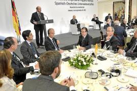 «España está haciendo ahora lo que Alemania hizo hace diez años»