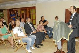La comunidad judía conmemora los cinco lustros de la inauguración de la sinagoga