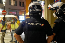 La policía clausura una discoteca con más de 200 personas en Son Rossinyol