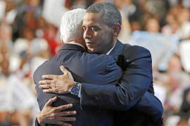 Clinton relanza a Obama