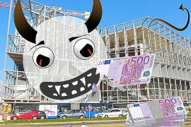 El Ajuntament pide a Acciona que reanude las obras del Palacio de Congresos