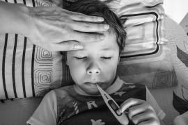 Los menores de 15 años, los más afectados por la gripe