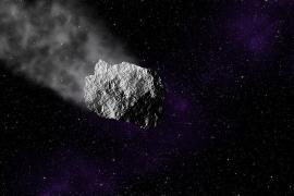 Un pequeño asteroide podría impactar contra la atmósfera el 2 de noviembre