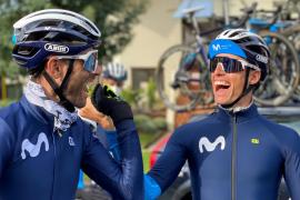 La Vuelta de Enric Mas