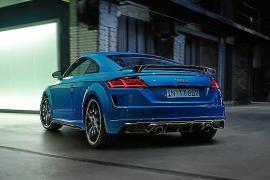 S line competition plus, mayor deportividad para el Audi TT