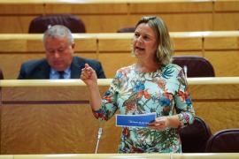 Maria Salom califica a Iglesias de «machista incoherente» por el 'caso Dina'