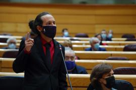 Iglesias reitera que no será imputado y carga contra el PP: «Se cree el ladrón que todos son de su condición»