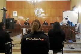 Doce años de cárcel para dos 'mulas' por traer dos kilos de cocaína a Mallorca