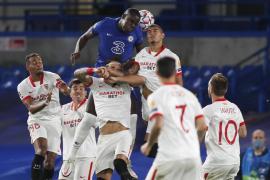 Champions League - Group E - Chelsea v Sevilla