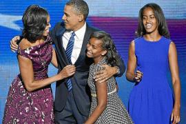 Barack Obama ofrece a los votantes un «camino difícil» hacia un «lugar mejor»