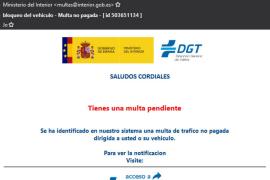 La Guardia Civil alerta de una campaña de emails fraudulentos que suplanta a la DGT