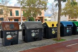Emaya amplía la recogida de materia orgánica a otras cuatro barriadas