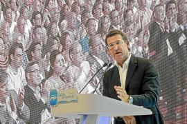 Alberto Núñez Feijóo: «Yo me presento contra la crisis económica»