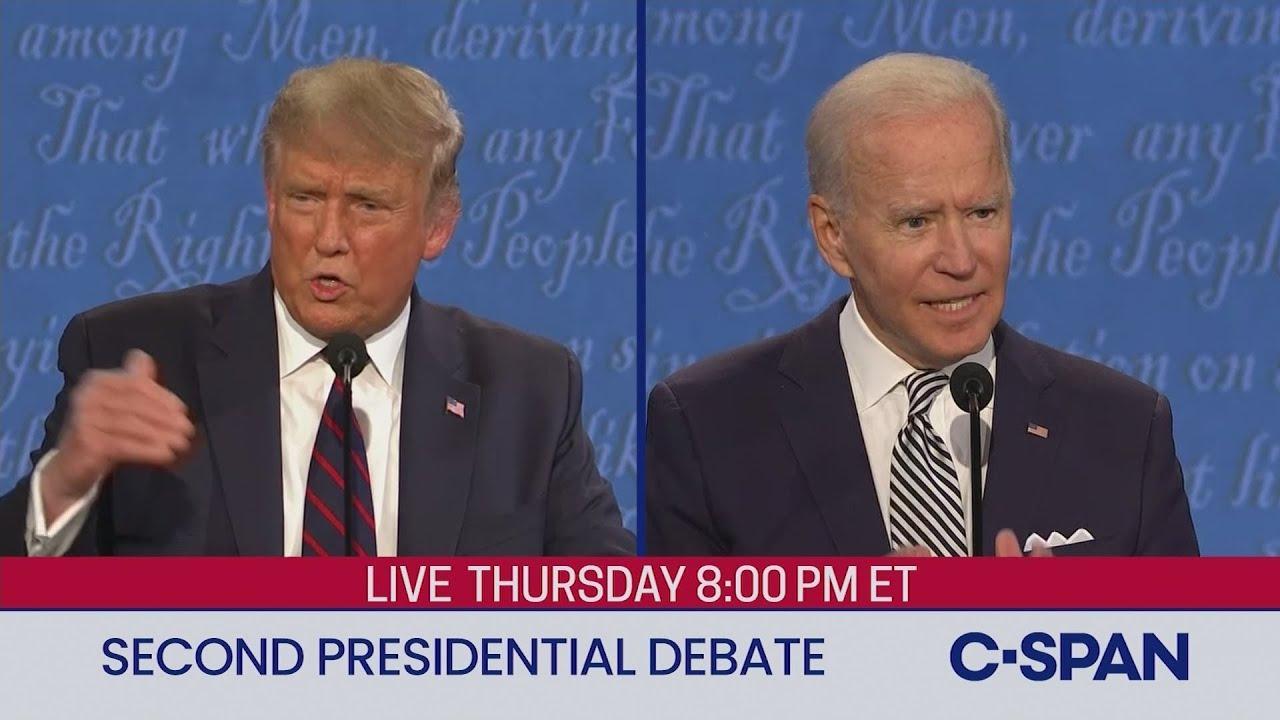 Trump y Biden exhiben sus diferencias irreconciliables en su último debate