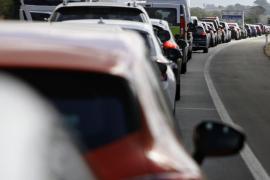 Un camión atropella a una ciclista en el polígono de Son Castelló
