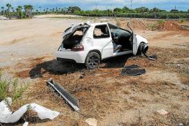 La Fiscalía imputará al chico de 17 años implicado en el accidente mortal de ses Salines