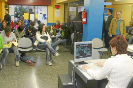 Récord de quejas en Palma por la imposibilidad de conseguir cita previa en el padrón