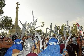 Santa Ponça conmemora la histórica batalla de 1229