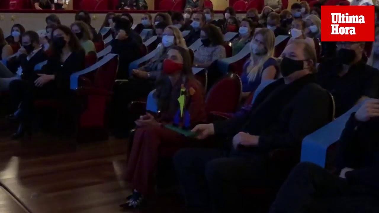 Ángela Molina: «Para ser reales necesitamos nuestros sueños»