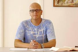 IBIZA GRADUADOS SOCIALES PORTAVOZ MARCOS MARTÍNEZ