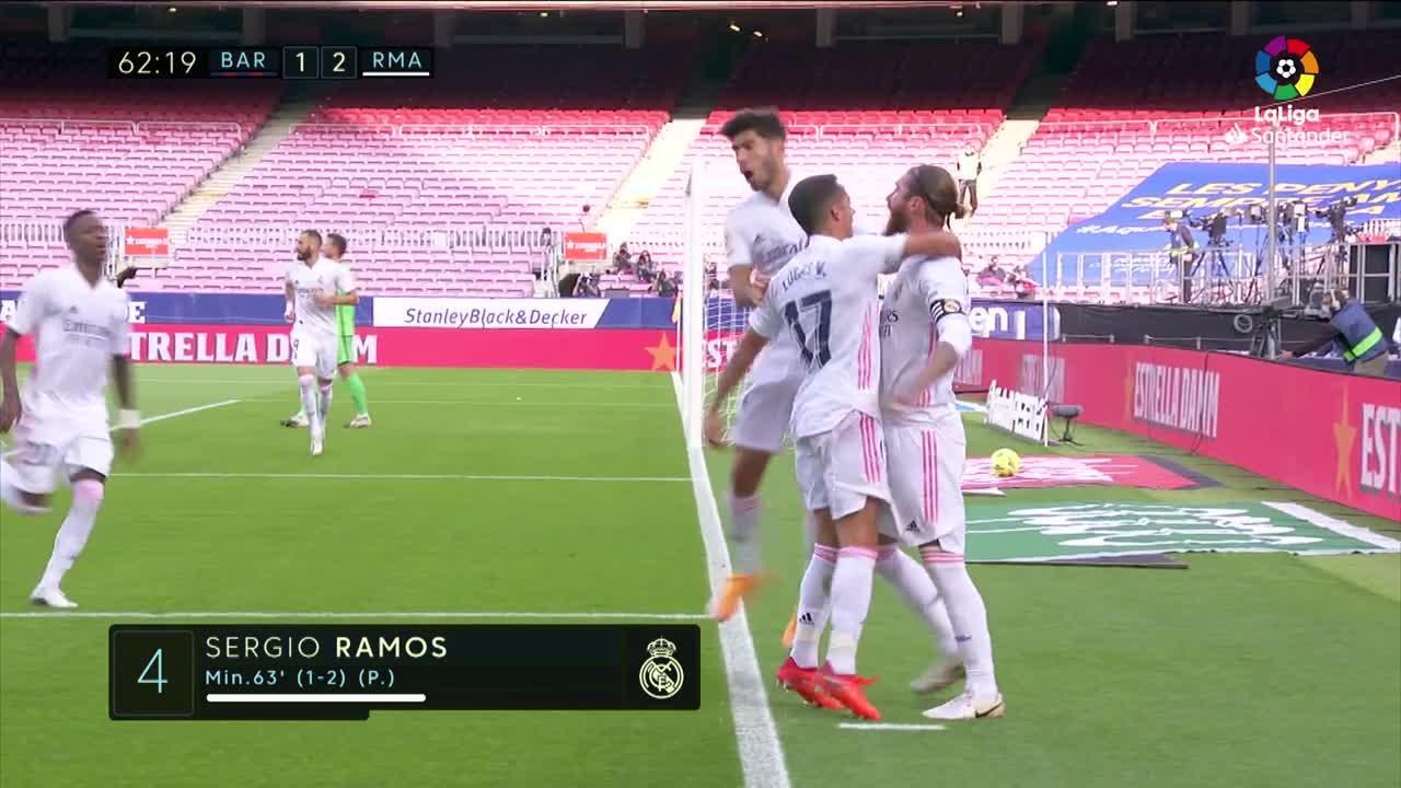 El Real Madrid resurge en el clásico más atípico