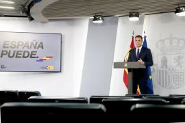 Sánchez convoca un consejo de ministros para aprobar el estado de alarma con el apoyo de 10 comunidades