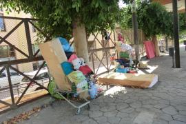 Un total de 320 personas sin techo se han empadronado en Palma desde el año 2017