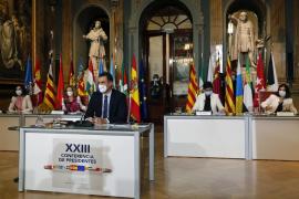 Sánchez anuncia a los presidentes que aprobará este martes el anteproyecto de presupuestos