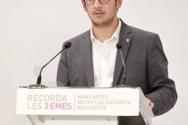Negueruela justifica el toque de queda en que hay que prepararse para la temporada 2021