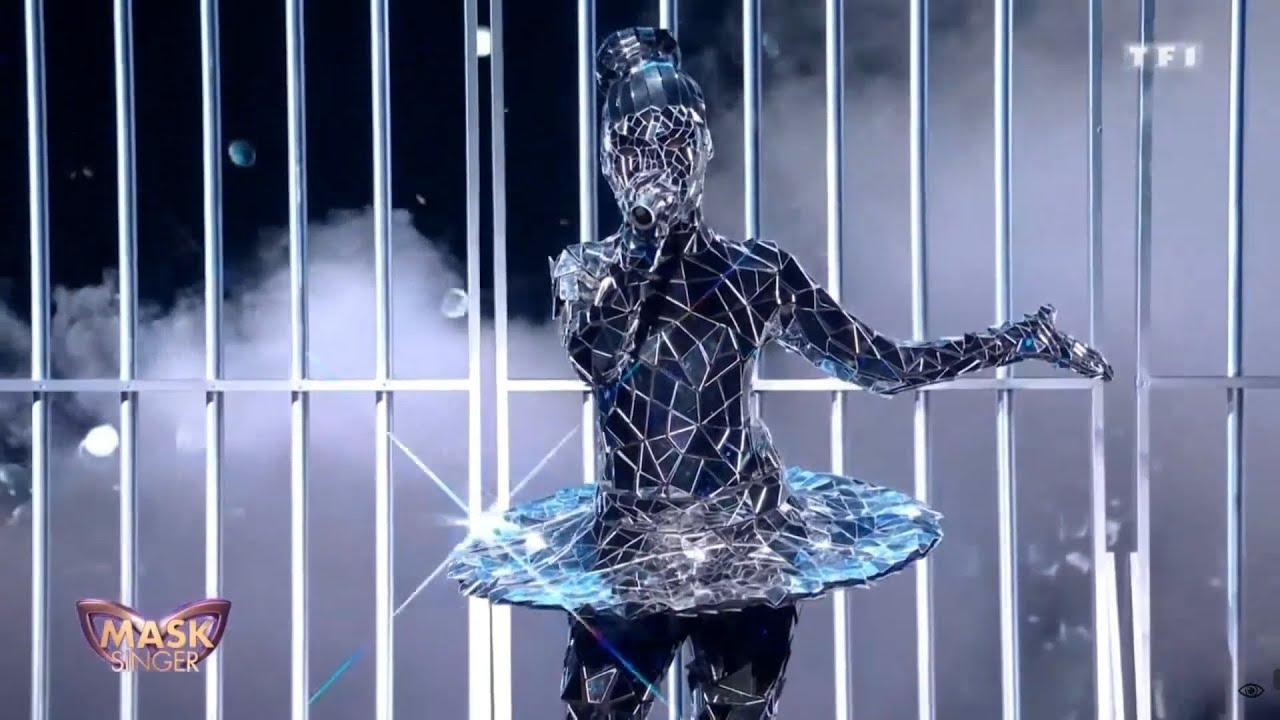 Itziar Ituño, Lisboa en 'La casa de papel', arrasa en el 'Mask Singer' francés con una gran actuación como Lady Gaga