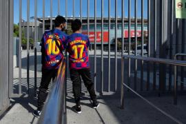 El Barça cambia los horarios de Champions por el toque de queda