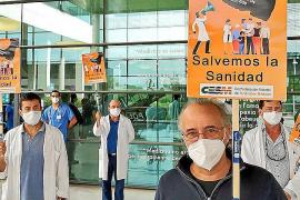 Huelga de médicos a partir de este martes para una sanidad «de calidad»