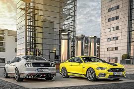 El Ford Mustang Mach 1 llega a Europa por vez primera