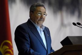 RAÚL CASTRO: CUBA PREFIERE DESAPARECER A ACEPTAR EL CHANTAJE DE EEUU Y EUROPA