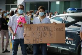 Un 80% de los médicos de Baleares se suman a la primera huelga nacional desde hace 25 años
