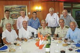 Encuentro asociación de Artilleros de Mallorca 1529