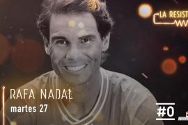 Rafa Nadal, invitado de 'La Resistencia'