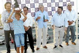 Entrega de premios del Gran Día de la Vela