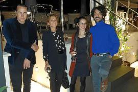 Cena en Dins de Santi Taura