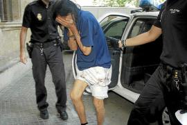 Prisión para el hombre que apuñaló cinco veces a su padre en la calle Caro, en Palma