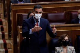Sánchez ofrece al PP rebajar a cuatro meses el estado de alarma