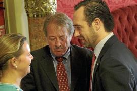 Mesquida se estrena en el Parlament: «No puedo decir qué haremos con Son Dureta porque no lo sé»
