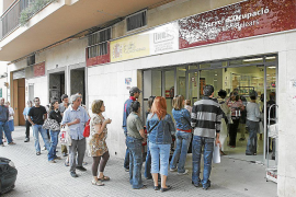 Parados de Balears piden cobrar sus planes de pensiones por adelantado