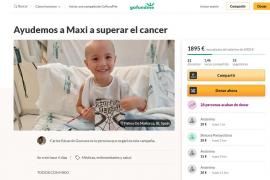 Llamamiento de ayuda a Maxi