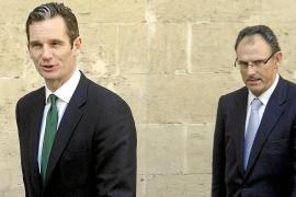 Urdangarin pide a la Audiencia de Palma que declare prescrito el examen fiscal de Nóos