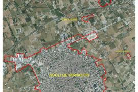 Estas son las zonas de confinamiento de Manacor